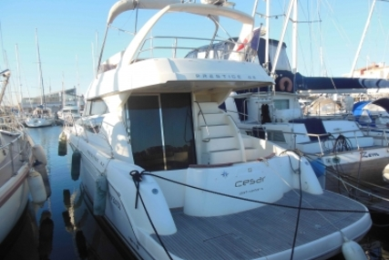 Prestige 42 for sale in France for €228,000 (£201,172)