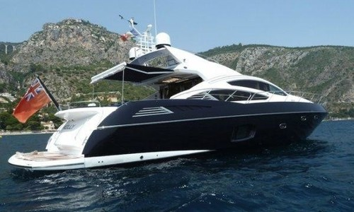 Image of Sunseeker Predator 74 for sale in Spain for €1,100,000 (£984,745) Spain
