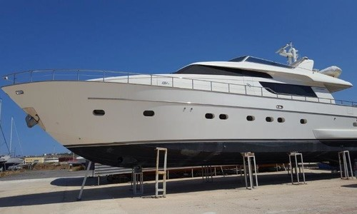 Image of Sanlorenzo 72 for sale in Italy for €1,250,000 (£1,095,722) Italy