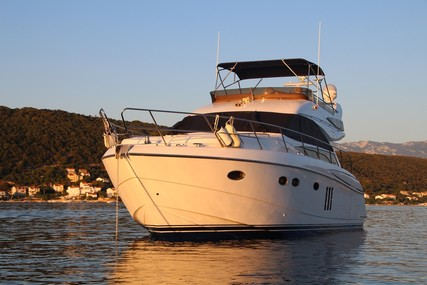 Princess 54 for sale in Croatia for €445,000 (£397,865)