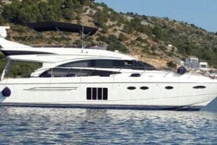 Princess 60 fly for sale in Croatia for €860,000 (£735,974)
