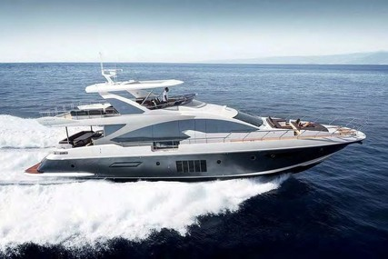 Azimut Yachts 80 for sale in Italy for €3,250,000 (£2,893,622)