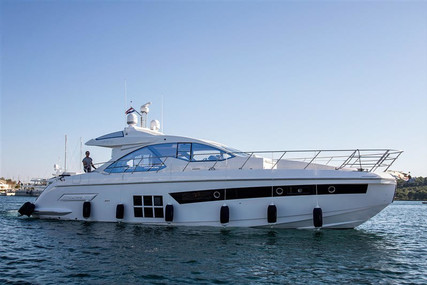 Azimut 55 S for sale in Croatia for €1,100,000 (£956,663)