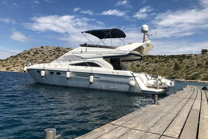 Princess 52 for sale in Croatia for €150,000 (£132,669)