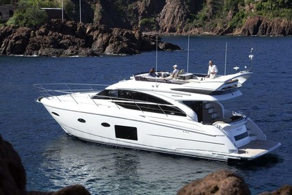 Princess 52 for sale in France for €820,000 (£718,240)