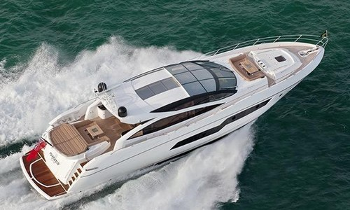 Image of Sunseeker Predator 80 for sale in Spain for €2,800,000 (£2,510,468) Spain