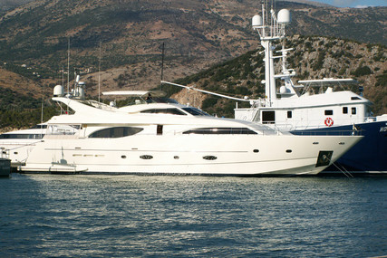 Ferretti Ferretti Custom line 94 for sale in France for €1,490,000 (£1,316,696)