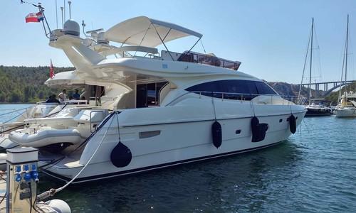 Image of Ferretti 592 for sale in Croatia for €640,000 (£547,636) Croatia