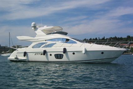 Azimut 55 Evo for sale in Italy for €510,000 (£448,214)