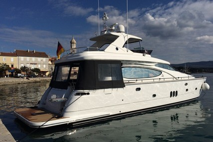 Elegance Yachts 70 for sale in Croatia for €1,350,000 (£1,182,582)