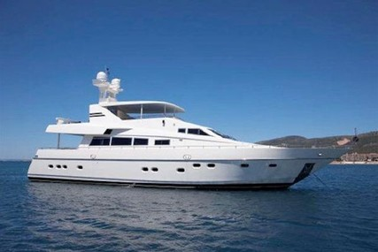 Monte Fino 105 for sale in Spain for €1,150,000 (£1,027,098)