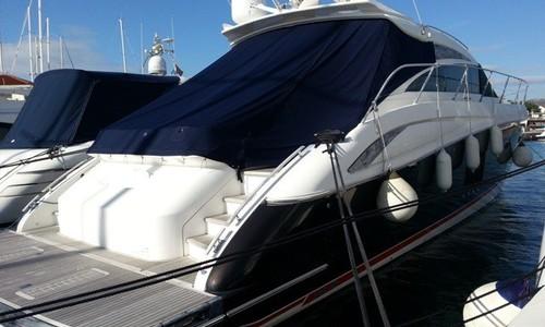 Image of Princess V62 for sale in Croatia for €829,000 (£689,242) Croatia