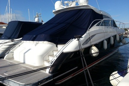 Princess V62 for sale in Croatia for €829,000 (£758,366)
