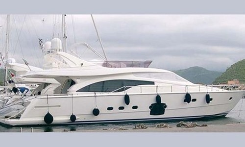 Image of Ferretti 681 for sale in Croatia for €699,000 (£584,991) Croatia