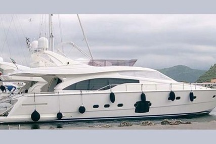 Ferretti 681 for sale in Croatia for €699,000 (£614,316)