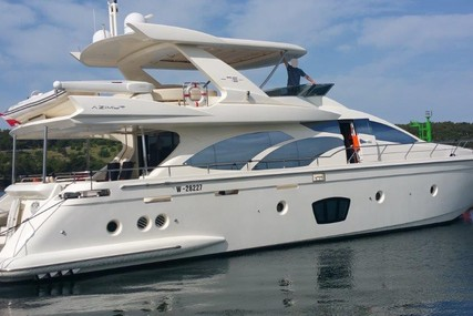 Azimut Yachts 75 for sale in Croatia for €850,000 (£766,913)