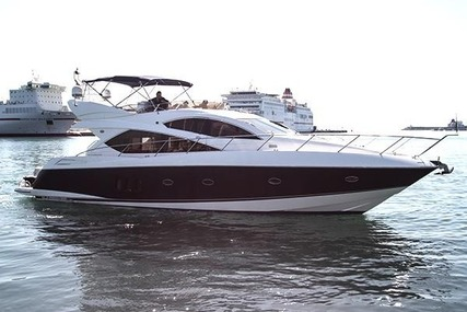 Sunseeker Manhattan 60 for sale in Italy for €1,000,000 (£880,266)