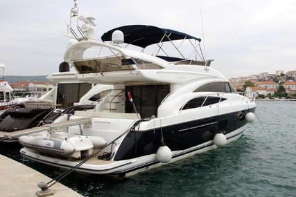 Princess 58 for sale in Croatia for €425,000 (£372,408)