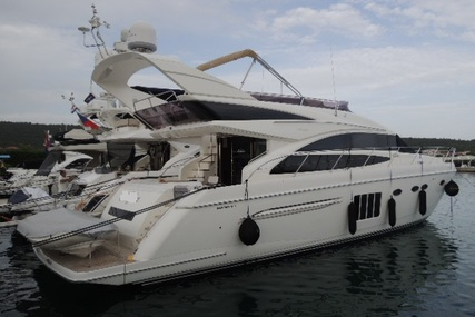 Princess 64 for sale in Croatia for €1,650,000 (£1,446,290)