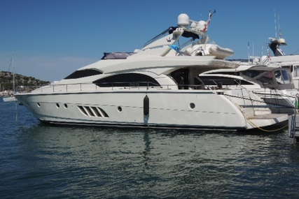 Dominator 68 S for sale in Croatia for €735,000 (£643,788)
