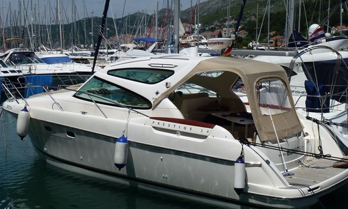 Image of Jeanneau Prestige 34S for sale in Croatia for €99,900 (£91,534) Croatia