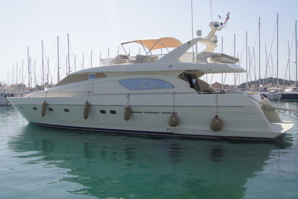 Ferretti 72 for sale in Croatia for €550,000 (£471,933)