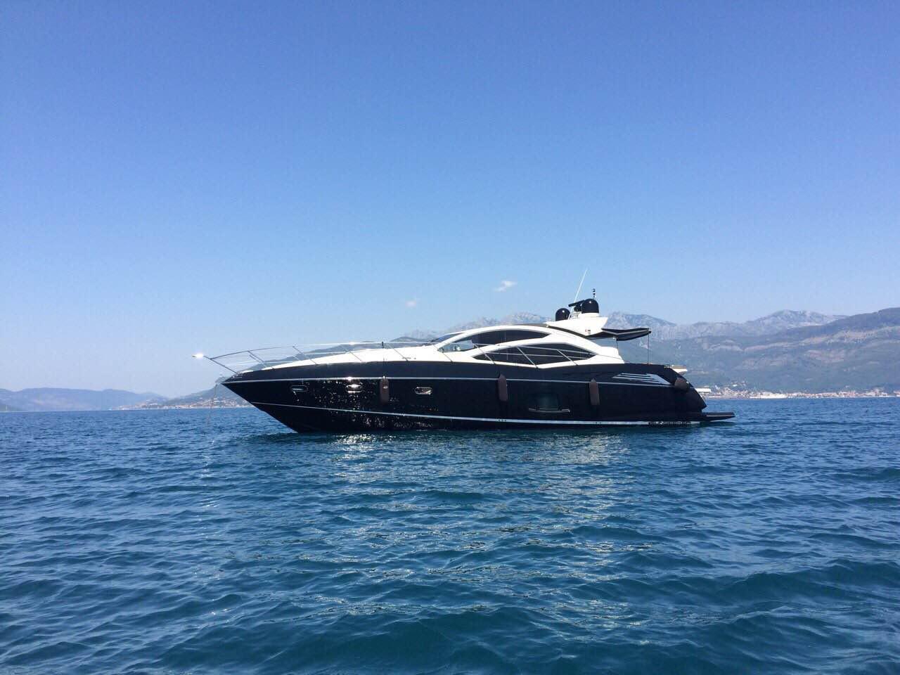 Sunseeker Predator 64 For Sale In Montenegro For 625 000