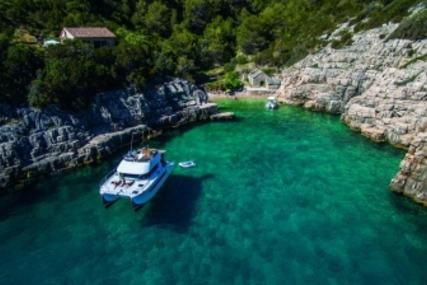 Fountaine Pajot MY 37 for sale in Croatia for €389,000 (£348,158)
