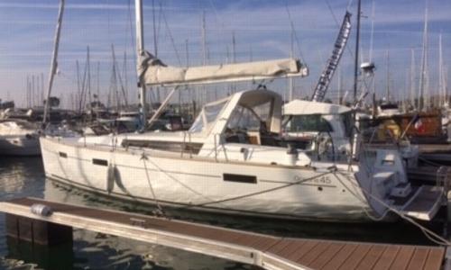 Image of Beneteau Oceanis 45 for sale in France for €156,000 (£139,539) BREST, France