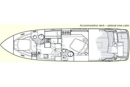 Sunseeker Manhattan 50 for sale in France for £335,000