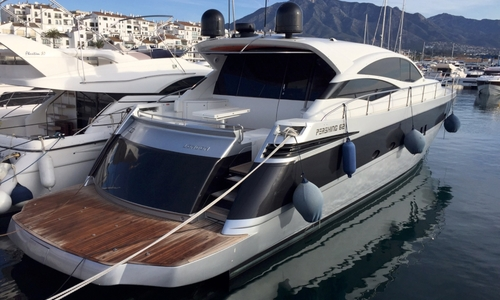Image of Pershing 62 for sale in Spain for €399,950 (£352,264) Sotogrande, Spain