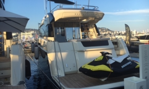 Image of Beneteau Monte Carlo 6S for sale in Spain for €750,000 ($831,425) Spain