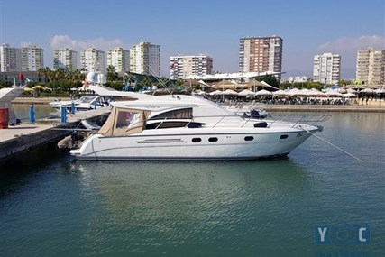 Princess 42 for sale in Turkey for €235,000 (£206,863)