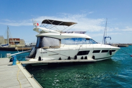 Prestige 500 for sale in France for €488,000 (£431,591)