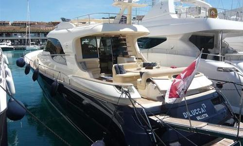 Image of Mochi Craft Dolphin 64 for sale in Spain for €1,250,000 (£1,087,117) Mallorca, , , Spain