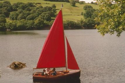 Classic Edgar Cove RNSA Sailing Dinghy for sale in United Kingdom for £3,500