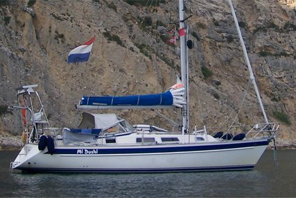 Hallberg-Rassy 34 Scandinavia MK II for sale in Netherlands for €99,000 (£87,698)