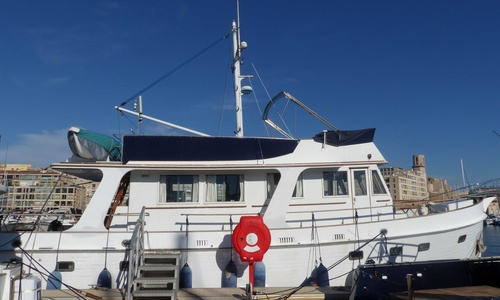 Image of Grand Banks 50 for sale in France for €175,000 (£155,520) France