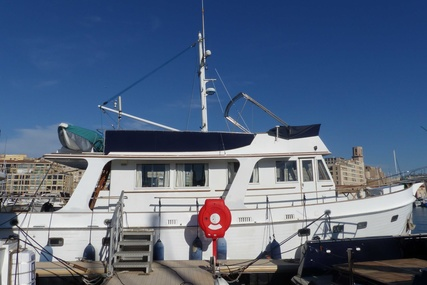 Grand Banks 50 for sale in France for €175,000 (£153,587)