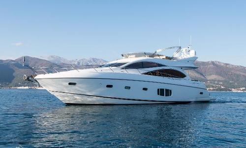 Image of SUNSEEKER Manhattan 70 for sale in France for €895,000 (£789,715) South of , France
