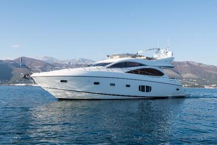 Sunseeker Manhattan 70 for sale in France for €895,000 (£795,308)