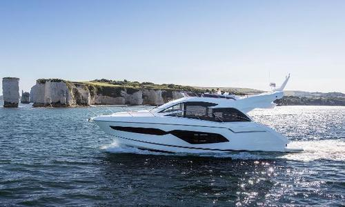Image of SUNSEEKER Manhattan 52 for sale in Spain for £995,000 Sotogrande, Spain