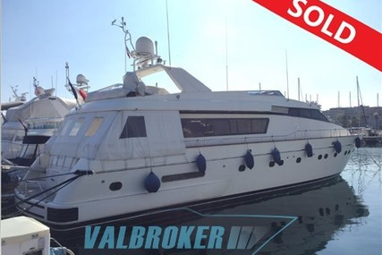 San Lorenzo 82 for sale in France for €550,000 (£486,454)