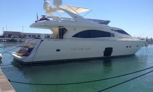 Image of Ferretti 731 for sale in Italy for €1,275,000 (£1,170,627) Italy