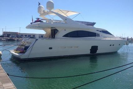 Ferretti 731 for sale in Italy for €1,275,000 (£1,092,826)