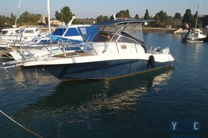 Cantieri Nautici Costa Viola Cerion 27.7 for sale in Croatia for €39,000 (£34,329)