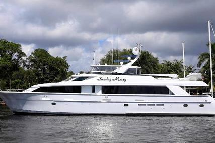 Hatteras 100 Motor Yacht for sale in United States of America for $4,200,000 (£3,123,350)