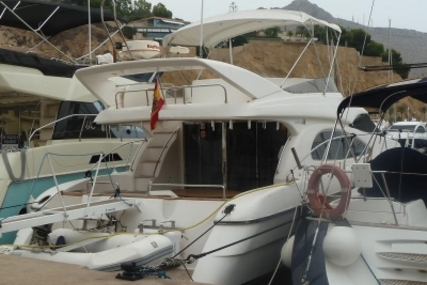 Astondoa 54 GLX for sale in Spain for €215,000 (£189,701)
