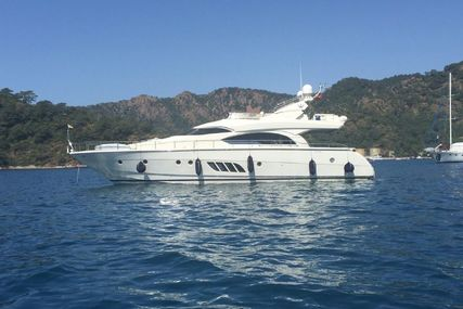 Dominator 68 S for sale in Turkey for €699,000 (£612,256)