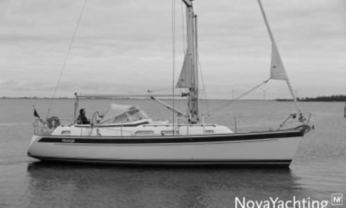 Image of Hallberg-Rassy 37 for sale in Netherlands for €199,000 (£176,848) BRUINISSE, Netherlands